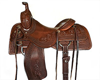 Ranch Versatility Saddle or Ranch Cutter Saddle